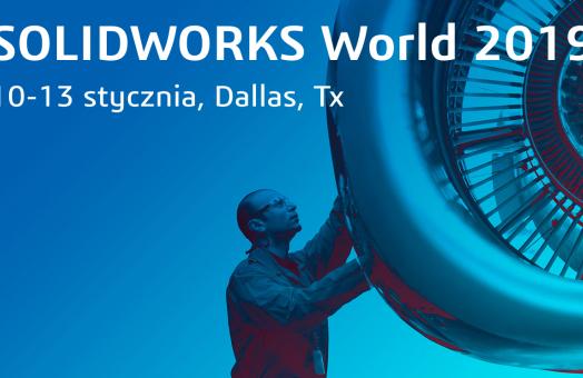 SOLIDWORKS WORLD 2019:Dzień 1 General Session na żywo