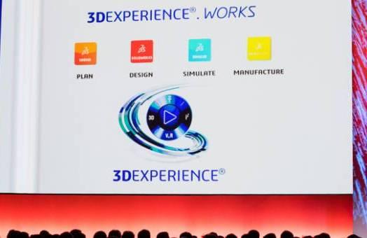 Dassault Systèmes przedstawia 3DEXPERIENCE.WORKS